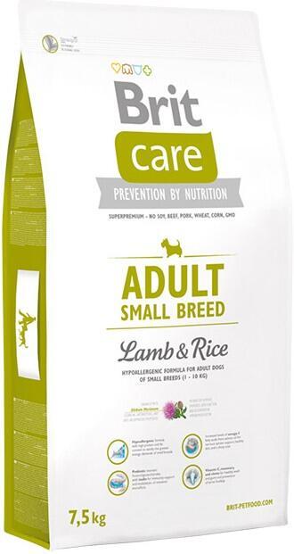 Сухой корм Brit Care (Брит Кеа) Adult Small Breed