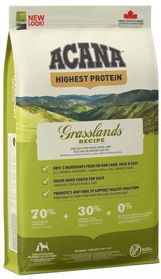 Сухой корм Acana (Акана) Grasslands