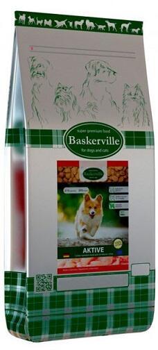 Сухой корм Baskerville (Баскервиль) Aktive