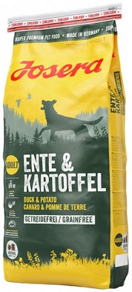 Сухой корм Josera Ente Kartoffel