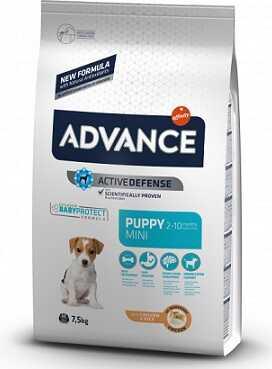 Сухой корм Advance (Эдванс) Mini Puppy