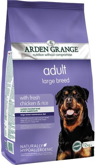 Сухой корм Arden Grange (Арден Гранж) Adult Large Breed