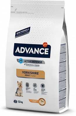 Сухой корм Advance (Адванс) Dog Yorkshire Terrier