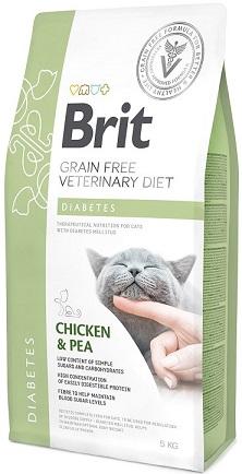 Сухой корм Brit Veterinary Diet (Брит) Diabets