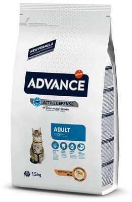 Сухой корм Advance Adult Cat Chicken&Rice