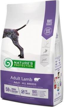 Корм для собак Nature s Protection Adult Lamb купить в Киеве