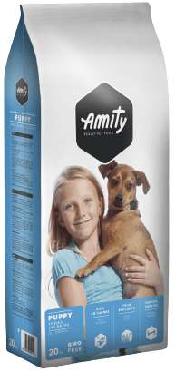 Сухой корм Amity Eco Puppy