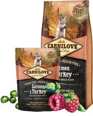 Корм Carnilove для щенков