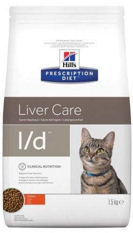 Лечебный корм Hills (Хиллс) l/d для кошек купить