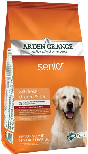 Сухой корм Arden Grange (Арден Гранж) Senior