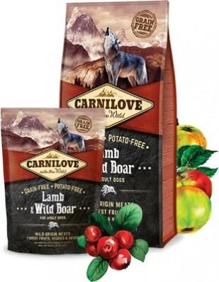 Carnilove корм для собак