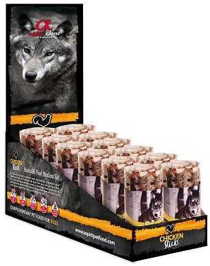 Alpha Spirit (Альфа Спирит) Snacks Chicken лакомства для собак купить