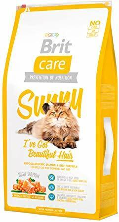 Сухой корм Brit Care (Брит Кеа) Sunny Beautiful Hair