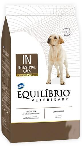 Лечебный сухой корм Equilibrio Veterinary Dog Intestinal