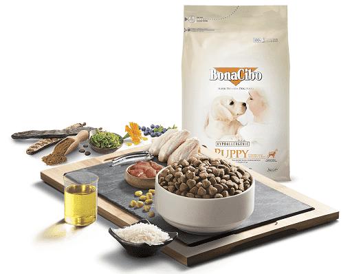 Сухой корм для щенков BonaCiboPuppy Chicken & Rice with Anchovy купить