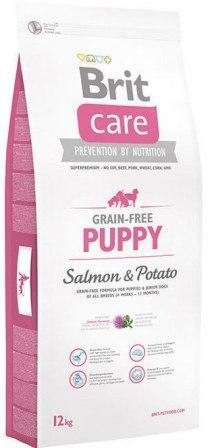 Сухой корм Brit Care (Брит Каре) Grain Free Puppy Salmon & Potato