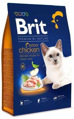 Сухой корм Brit Premium (Брит Премиум) Cat Indoor