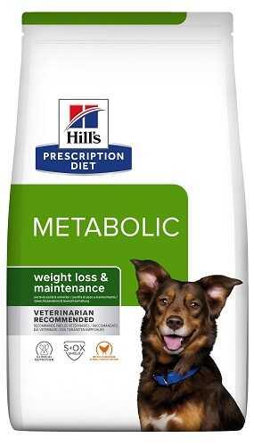 Лечебный корм Hill's Metabolic