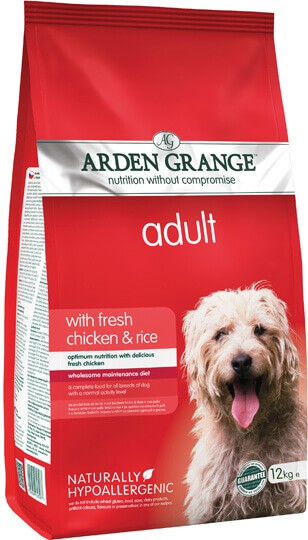 Сухой корм Arden Grange (Арден Гранж) Adult Chicken & Rice