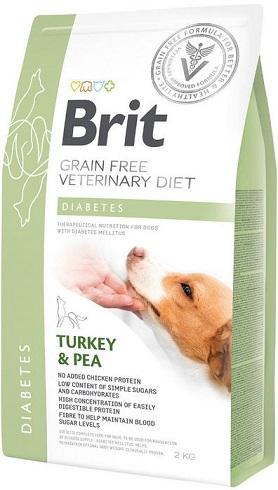 Сухой корм Brit Veterinary Diet (Брит) Diabetes