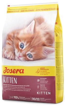 Сухой корм Josera (Йозера) Kitten