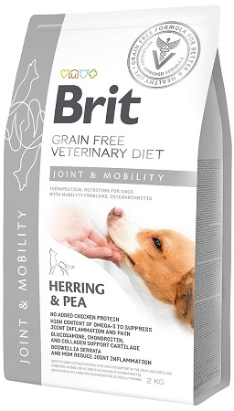 Сухой корм Brit Veterinary Diet (Брит) Mobility