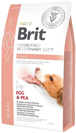 Сухой корм Brit Veterinary Diet (Брит) Renal