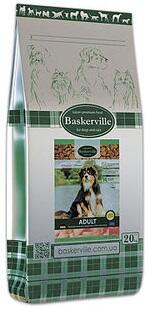 Сухой корм Baskerville (Баскервиль) Adult