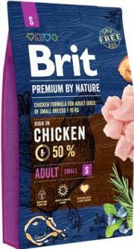 Сухой корм Brit Premium (Брит Премиум) Dog Adult S