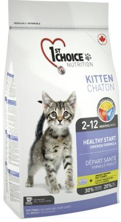 Сухой корм 1st Choice (Фест Чойс) Kitten Chicken