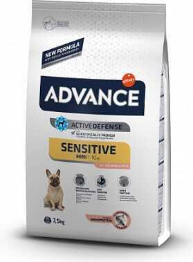 Сухой корм Advance (Адванс) Dog Mini Sensitive