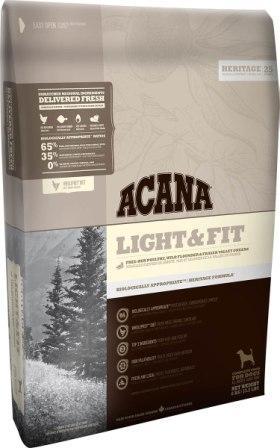Сухой корм Acana (Акана Лайт Фит) Light Fit