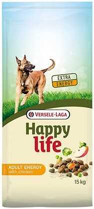 Сухой корм Happy Life Adult Energy with Chicken
