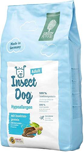 Сухой корм Green Petfood InsectDog Hypoallergen