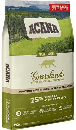 Acana (Акана) Grasslands Cat Сухой корм для котят и кошек
