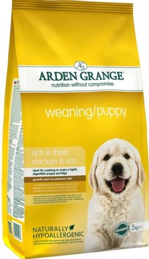 Сухой корм Arden Grange (Арден Гранж) Weaning Puppy
