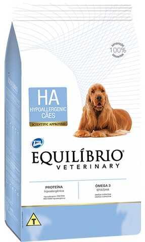 Лечебный сухой корм Equilibrio Veterinary Dog Hypoallergenic