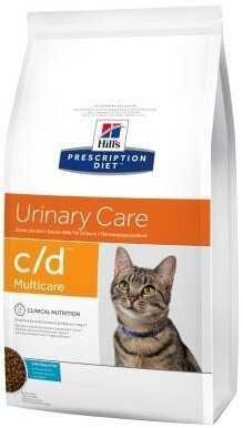 Лечебный сухой корм Hills (Хиллс) C/D Multicare Urinary