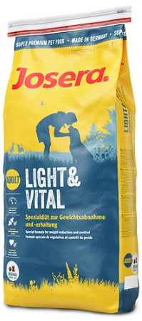 JOSERA Light and Vital Йозера для собак
