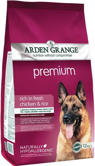 Сухой корм Arden Grange (Арден Гранж) Adult Premium