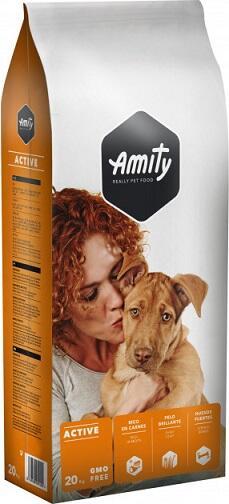Сухой корм Amity Eco Active