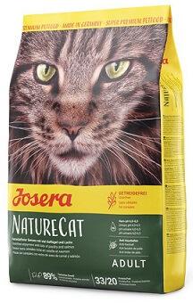Сухой корм Josera Nature Cat