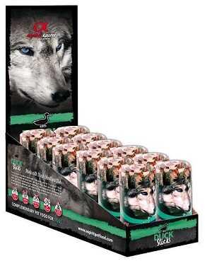 Alpha Spirit (Альфа Спирит) Snacks Duck & Chicken лакомства для собак купить