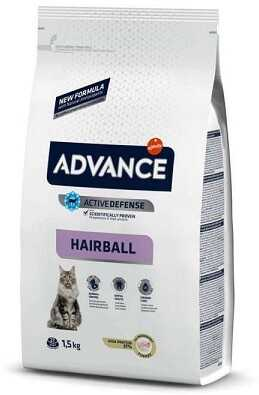 Сухой корм Advance Cat Hairball