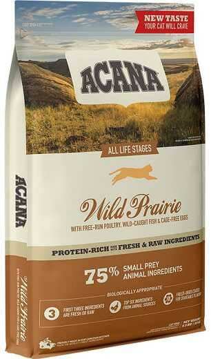 Сухой корм Acana (Акана) Wild Prairie Cat