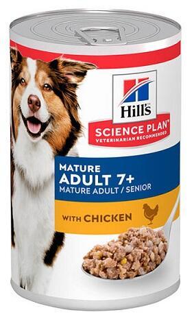 Консервы для собак Hills (Хиллс) Mature Adult 7+ купить