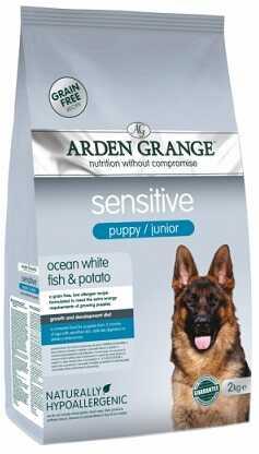 Arden Grange (Арден Грандж) Puppy Junior Sensitive