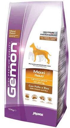 Сухой корм Gemon Maxi Adult