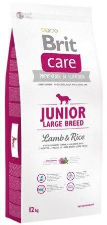 Сухой корм Brit Care Junior Large Breed Lamb & Rice
