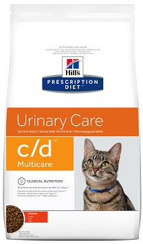 Лечебный корм для кошек